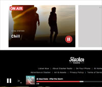 After The Store - Slacker Radio Chill Station